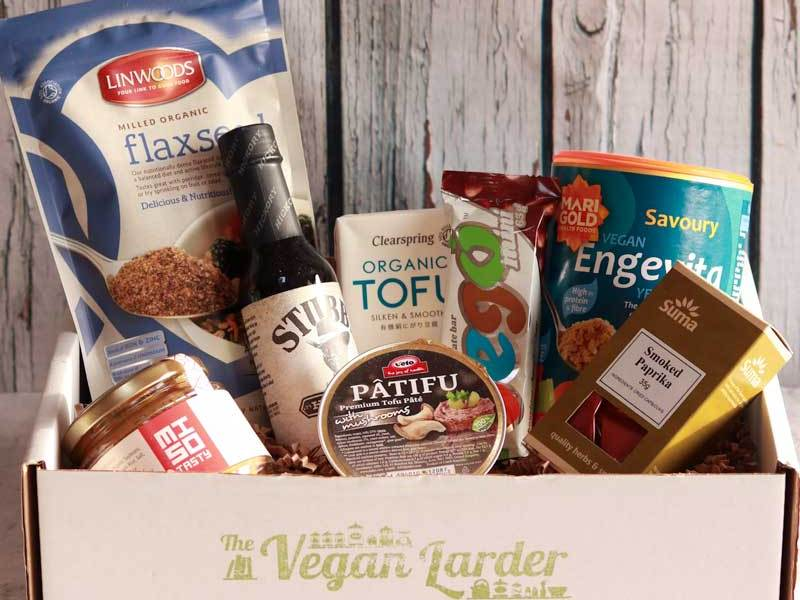 The Vegan Larder beginner box