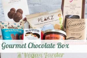 Gourmet Chocolate Gift Box