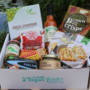 The Vegan Larder September 2019 box
