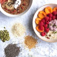 Vanessa's Vegan Superfood, High Protein Breakfast Bowl