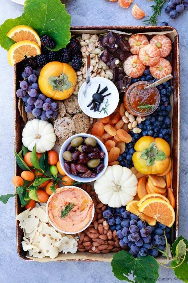 Halloween Snack Platter