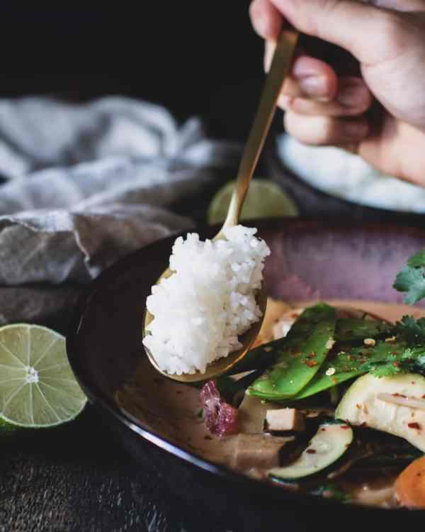 Sadri Reis mit Curry