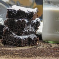 Chocolate-Espresso Brownies