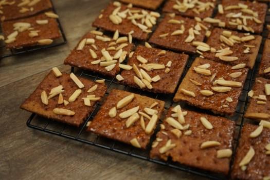 Vegan Graham Cracker Cookies