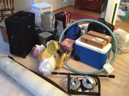 2+ Carloads of Donations to GoodWill