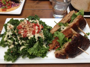 BLT sandwich at Sun Cafe in Sherman Oaks
