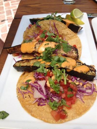 Baja Tacos at Sun Cafe in Sherman Oaks