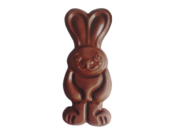 Moo Free Vegan Easter Candy Milk Chocolate Bunny