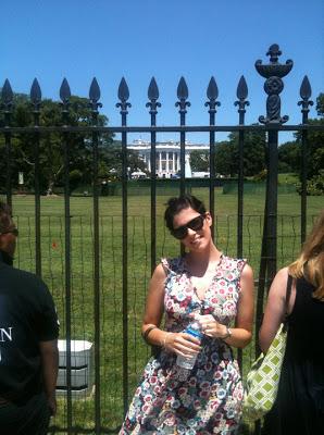 The White House, Washington DC | Veggie Mama