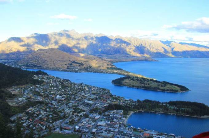 VM vs NZ Day Three: Hanging out in Queenstown + surrounds