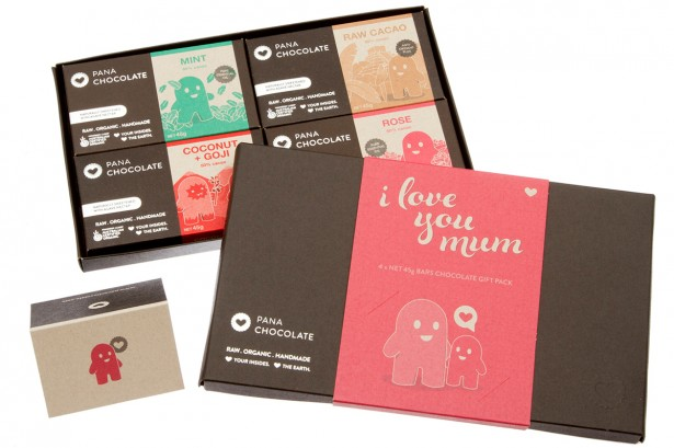 Show your mum you love her with a Pana Chocolate giveaway {raw, organic and handmade!}