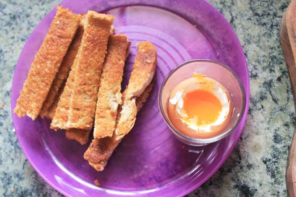 Kid food: Breakfast
