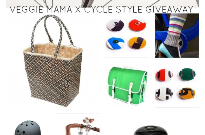 Cycle in style with a $500 giveaway of cool bike stuff! {ended}