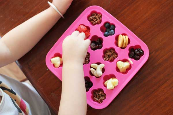Kid food ideas: snacks