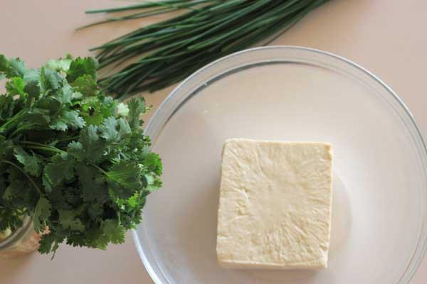 Vegetarian wonton recipe: mushroom and chive | Veggie Mama