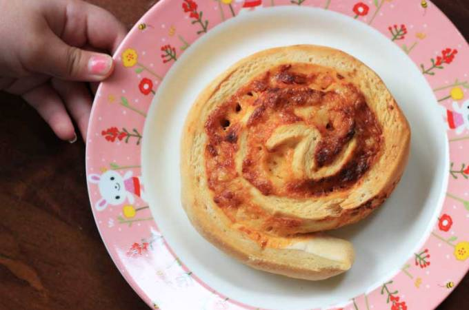 School Lunchbox Ideas: Savoury