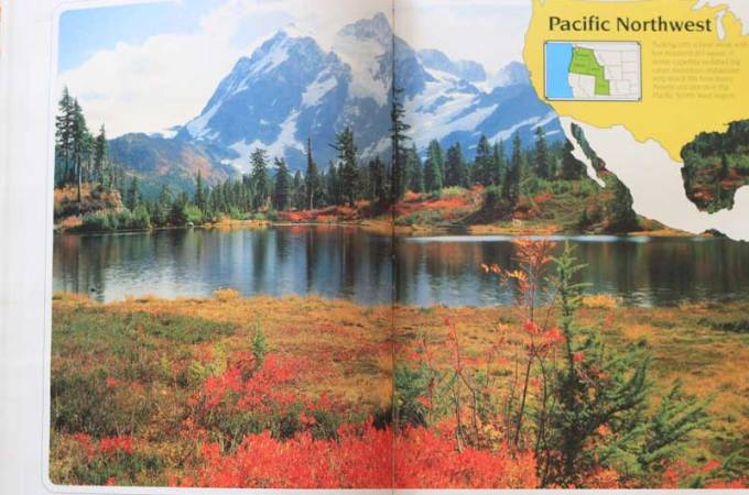 Take or Toss: America The Majestic Pictorial Cookbook