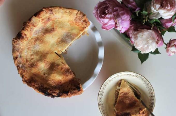 Frugal Food: Apple Pie