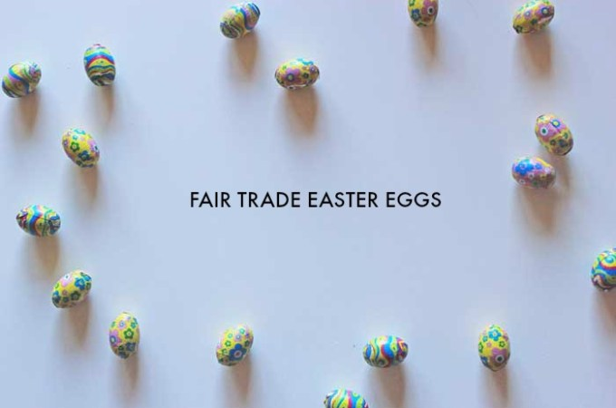 Where to find fair trade easter eggs in Australia | Veggie Mama