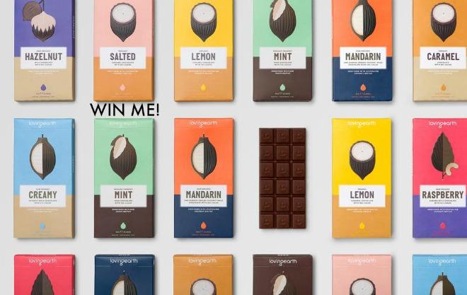 Loving Earth Chocolates