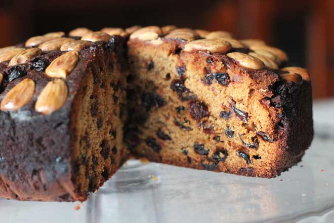 The Queen's Teatime Favourite: Dundee Cake Recipe