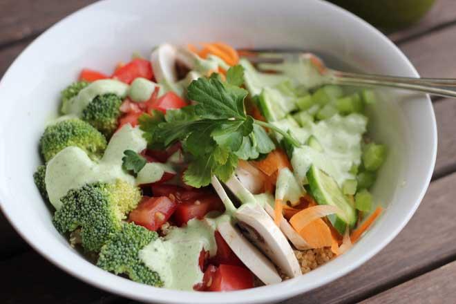 veggie-salad