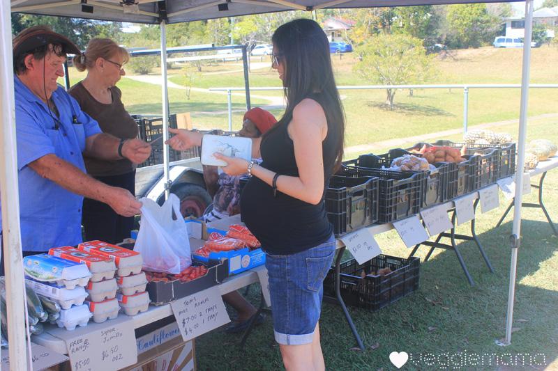 pregnancy cravings | Veggie Mama