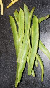 Runner beans