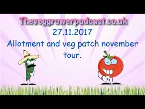 JOin me in this video tour of the allotment and veg ploty