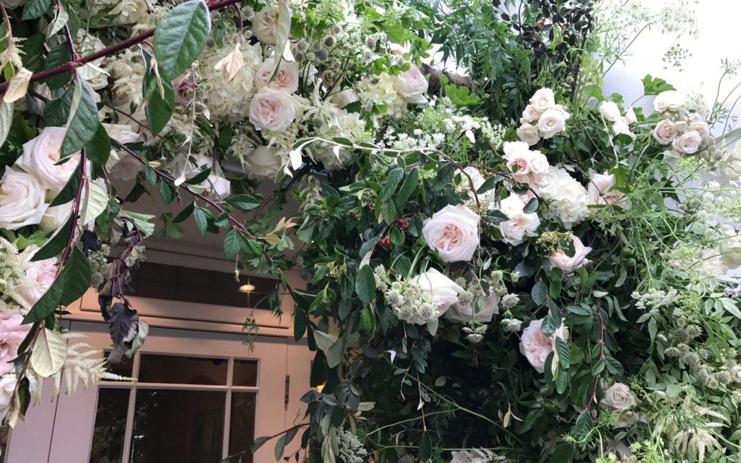 Top Five Creative Wedding Floral Design Ideas