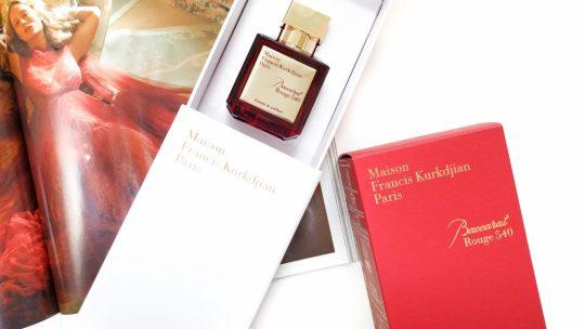 Baccarat Rouge 540 Extrait de Parfum - Maison Francis Kurkdjian Paris