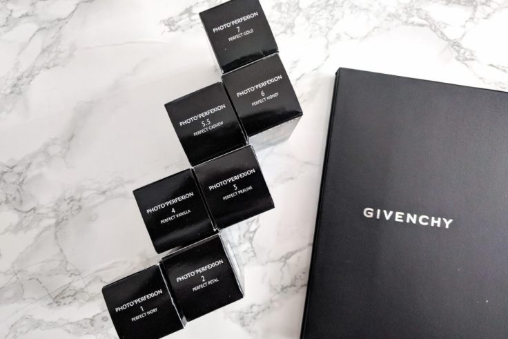 Givenchy PhotoPerfexion Fluid Foundation for Radiant Healthy Skin