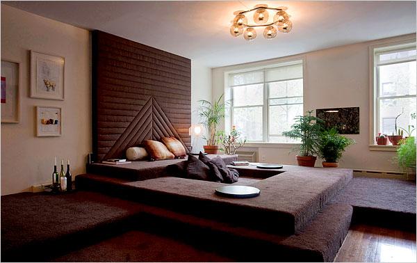 70s apartment