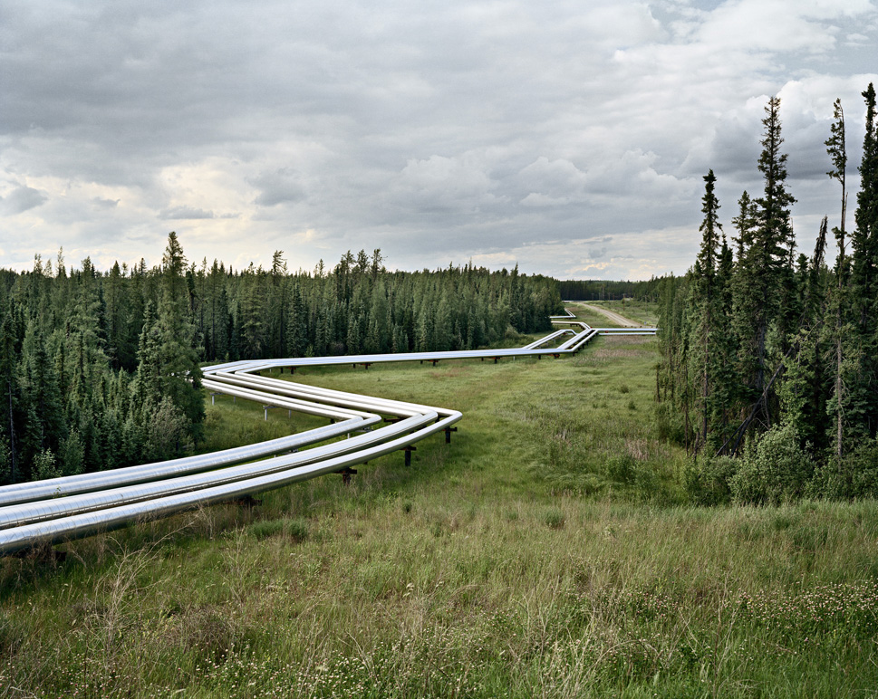 Oil Fields #22, Cold Lake Production Project, Cold Lake, Alberta, Canada