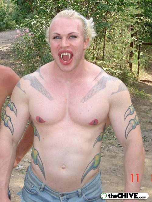 One of the worst tattoos ever