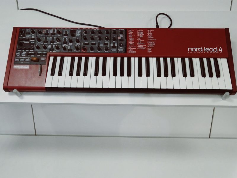 NORD LEAD 4 Thevenet Music