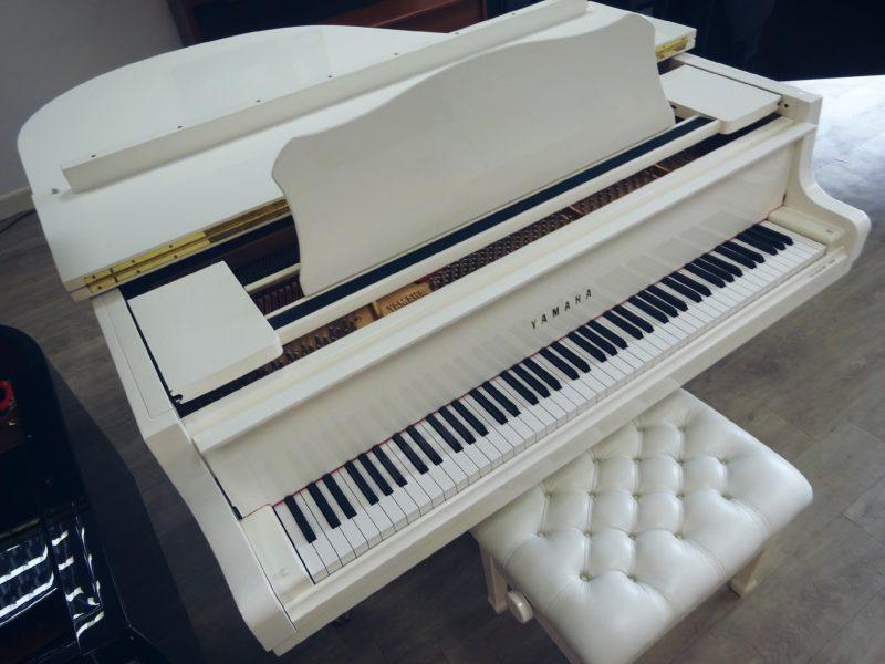 piano BLANC GH1 3