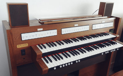 Orgue Roland C330