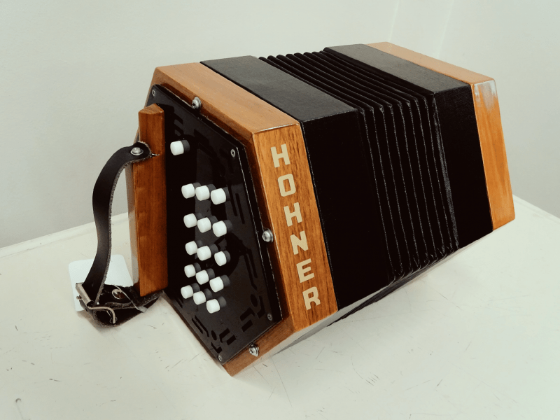 concertina diatonique Hohner