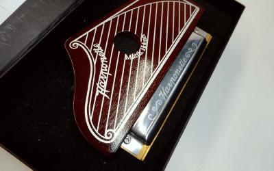 Hohner Harponette Harmonica