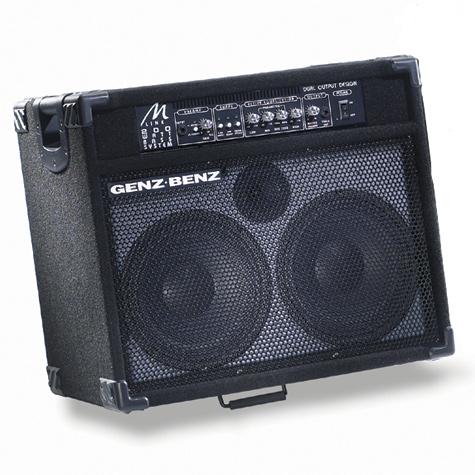 Ampli basse Genz Benz ML200