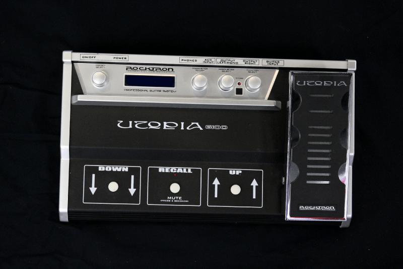 Rocktron Utopia G100