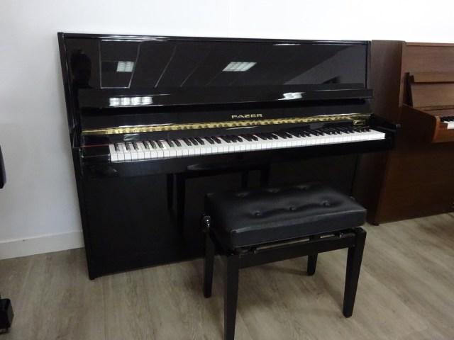 piano droit fazer
