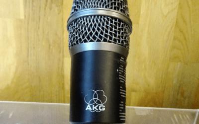 Micro AKG D22