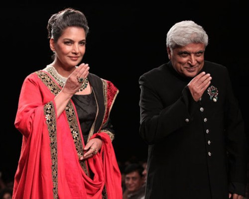 When People Are More Than The Ordinary, They Are Javed and Shabana