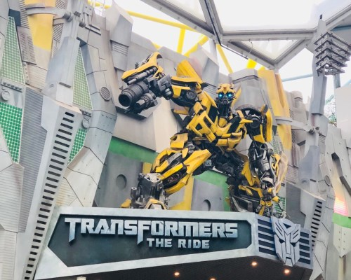 The Transformers Ride at Universal Singapore Is Reason Enough to Visit the Island