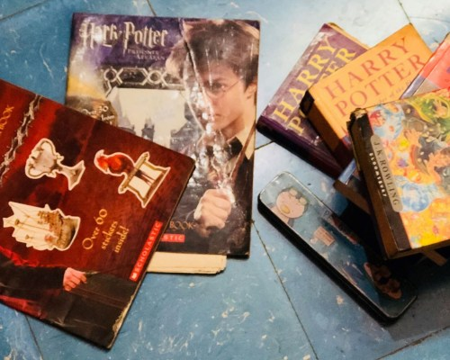 How Being A Potterhead Made My Childhood Better