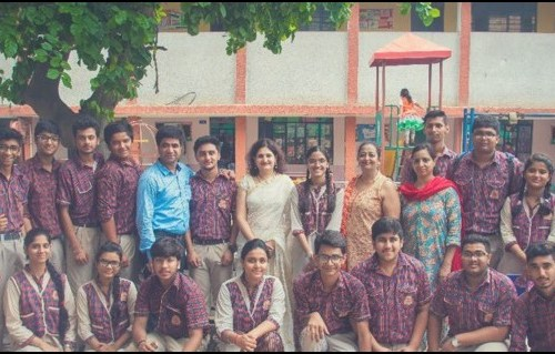 Jhabbanlal DAV SR. Sec School Starts An Eco-Friendly Entrepreneurship Program Kenshō for Class XI Students