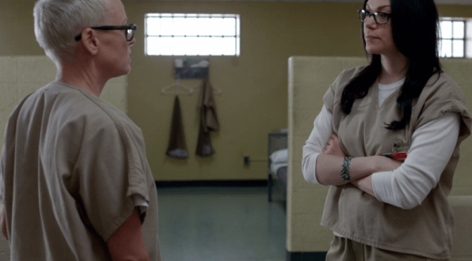 """Orange Is The New Black 308- """"Fear, and Other Smells"""" Full Recap"""