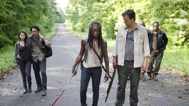 "603 The Walking Dead ""Thank You"" Recap"